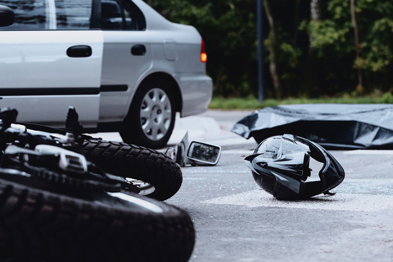 a Glendale Motorcycle Accident