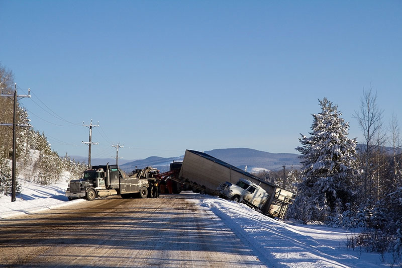 truck/big rig accidents
