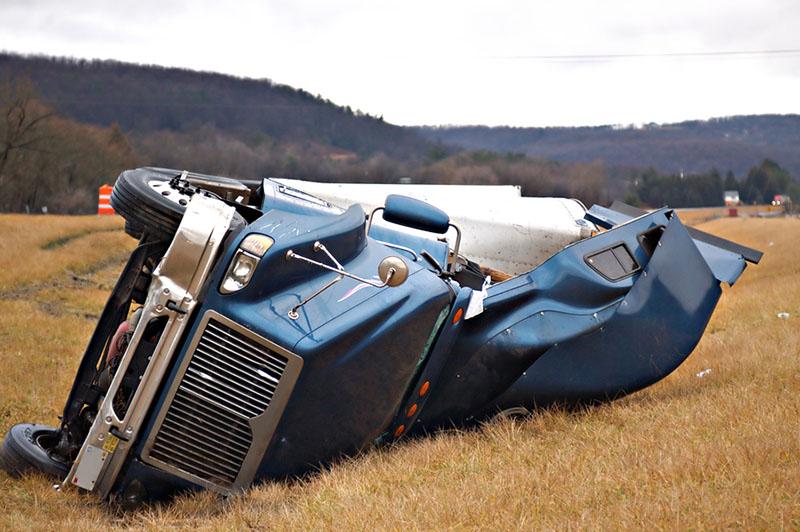 truck/big rig accidents