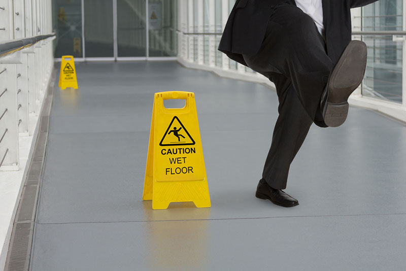 Slip and Fall Attorneys in Los Angeles