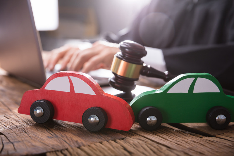 auto accident attorney in California