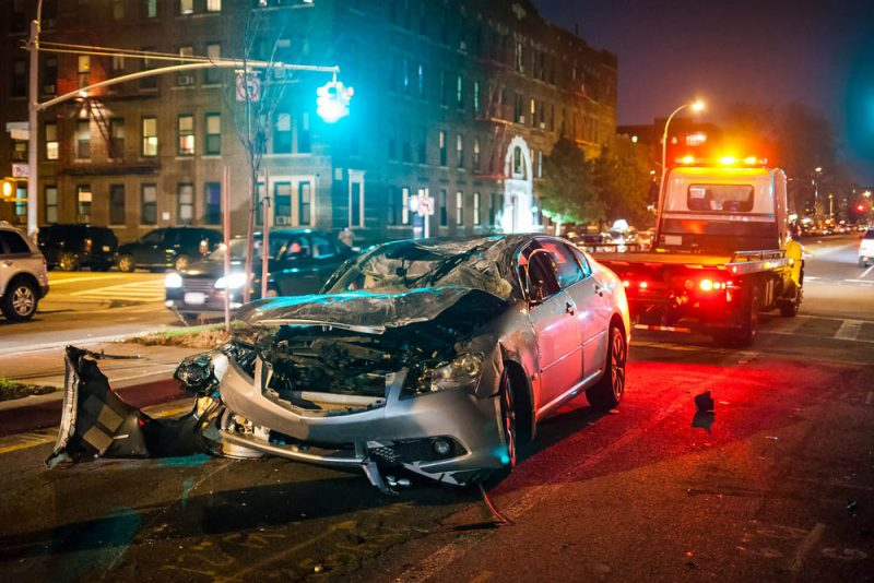 la car accident attorney