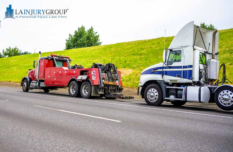 Truck Accident Lawyer in Glendale